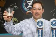 Geoff Towne wants to serve his Zauber Beer in his new locale, but can't without a federal permit.