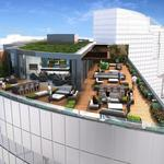 Rosslyn's twin towers to enjoy twin roof decks as 1100 Wilson joins the party