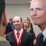 Gov. <strong>Scott</strong> uses survey to boost support for job-creating tax incentives