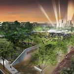 Future Midtown Park, newly opened museum seeking restaurant tenants
