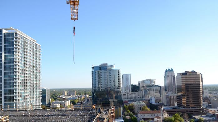 Crane Watch update: $900M worth of luxury downtown living, shops and eateries in the works
