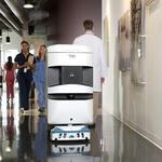 Drug-delivering robot making rounds at local hospital (Video)