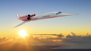 Lockheed teams with Aerion on supersonic business jet program