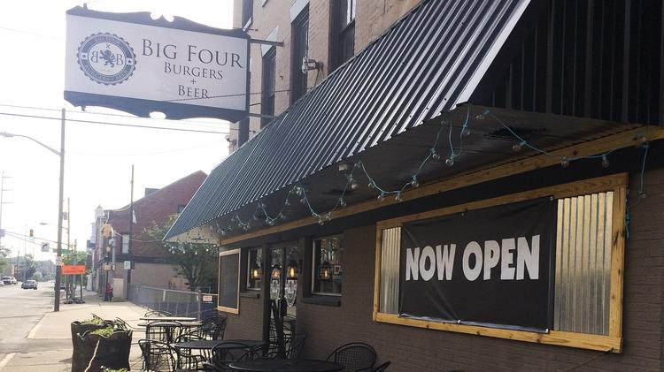 Big Four Burgers To Reopen As Big 4 Brewhouse Under New Owner