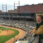 St. Paul <strong>Saints</strong> co-owner Mike Veeck comes out swinging
