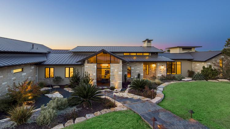 What companies built the coolest houses in Austin? - Austin