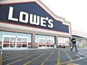 Based in Mooresville, Lowe's (NYSE:LOW) is the nation's second-largest home-improvement retailer.