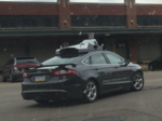 Here's your first look at Uber's self-driving test car