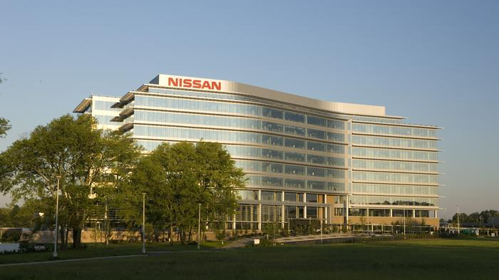 Exclusive: Nissan leases offices near Cool Springs HQ
