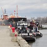 Port of Albany posting some historic numbers