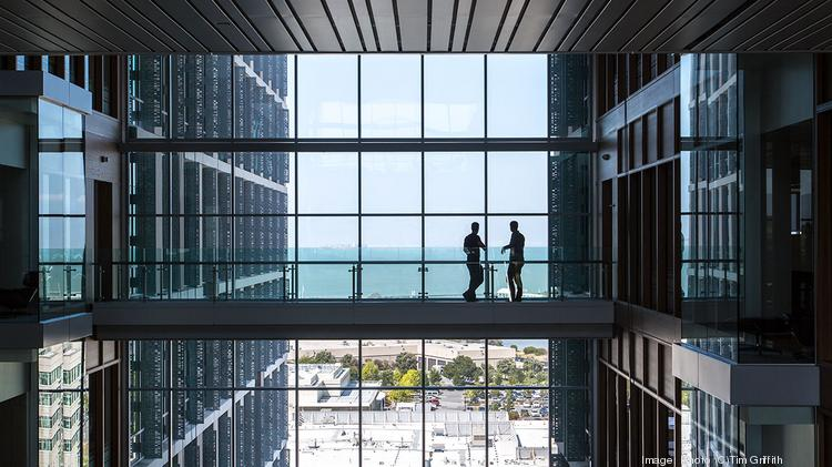 What Genentech's new Building 35 says about the biotech