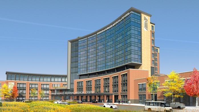 Future Prince George's hospital already driving new development nearby