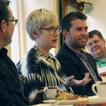 Food and Beverage Roundtable: Growing food with money, space and the  Portland brand