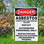 Asbestos cases linger in courts