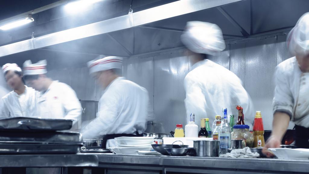 Charlotte-area restaurant health-inspection grades in July