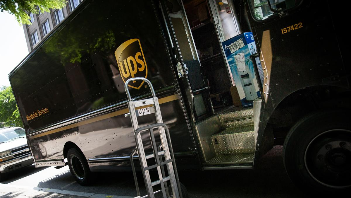 Ups To Test New Electric Vehicle