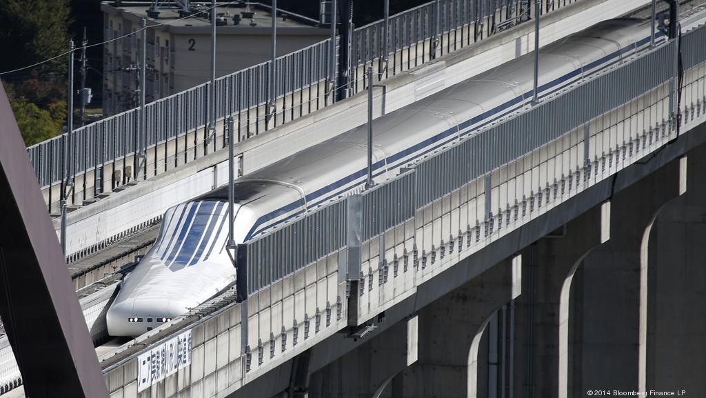 Maglev backers have their passenger railroad franchise for D.C. to Baltimore