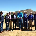New solar power plant dedicated in northern NM