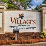 Chapel Hill-area apartments sold for $29 million