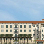 New apartment development planned near West Shore and Gandy