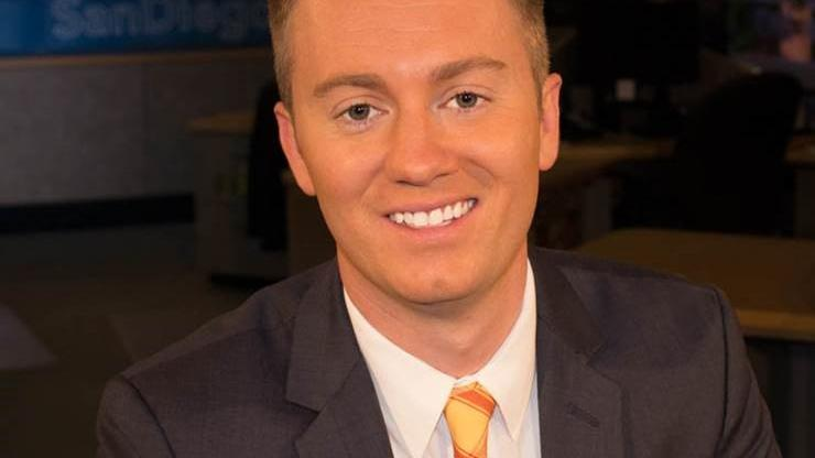 Channel 12 morning news adds anchor Chase Cain from San Diego CW