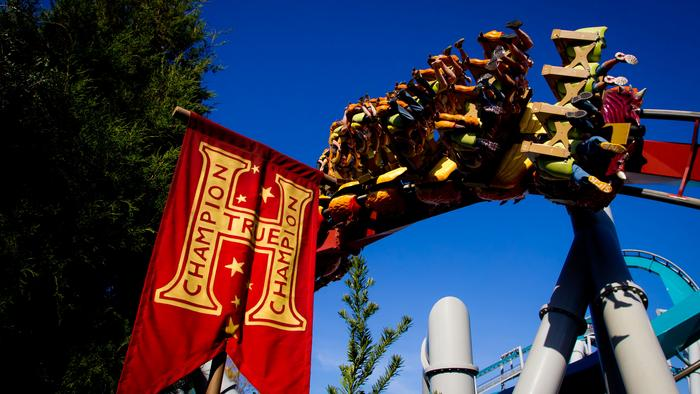 Universal's Dragon Challenge coaster making way for new Harry Potter dark ride?