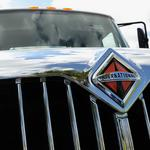 Navistar shares slump as truck-builder faces SEC penalties, Q3 losses