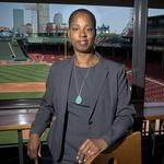 WomenUp: Elaine Weddington Steward of the Boston Red Sox