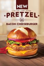 Wendy's celebrating summer with nationwide rollout of Pretzel Bacon Cheeseburger
