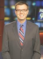 Morning co-anchor <strong>Jason</strong> <strong>Matheson</strong> leaving Fox 9