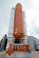 Exclusive: A tour of the new Space Shuttle Atlantis exhibit