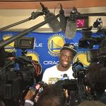 <strong>Warriors</strong>' Draymond Green's next big assist: Helping athletes, fans keep their dough