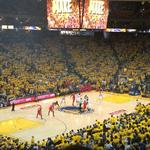 Pick and roll: Fans send resale ticket prices higher as Warriors near record