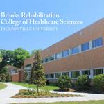 JU names college in honor of Brooks Rehabilitation's financial generosity