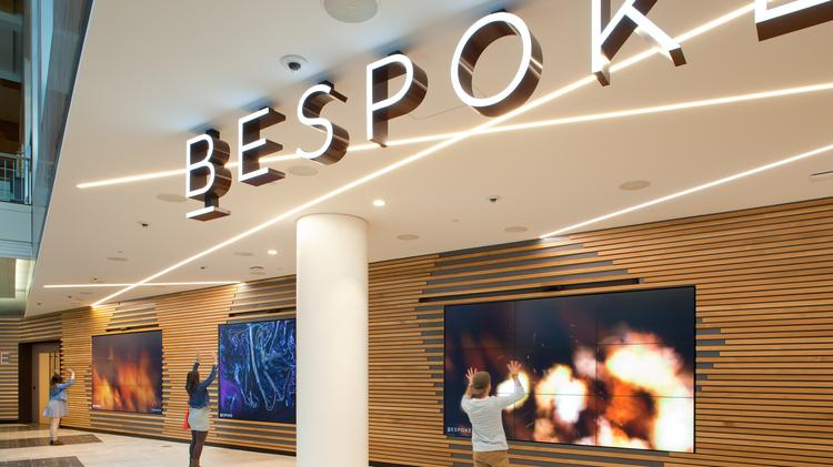 1ad6e73b075 Bespoke Demo is a place where retailers and tech companies can debut  products and do market
