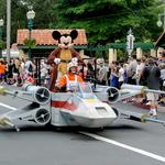 More Star Wars, please! Movie trailer builds theme park hype