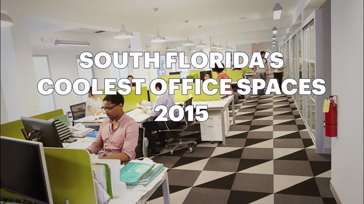 Inside Look South Floridas Coolest Offices South Florida