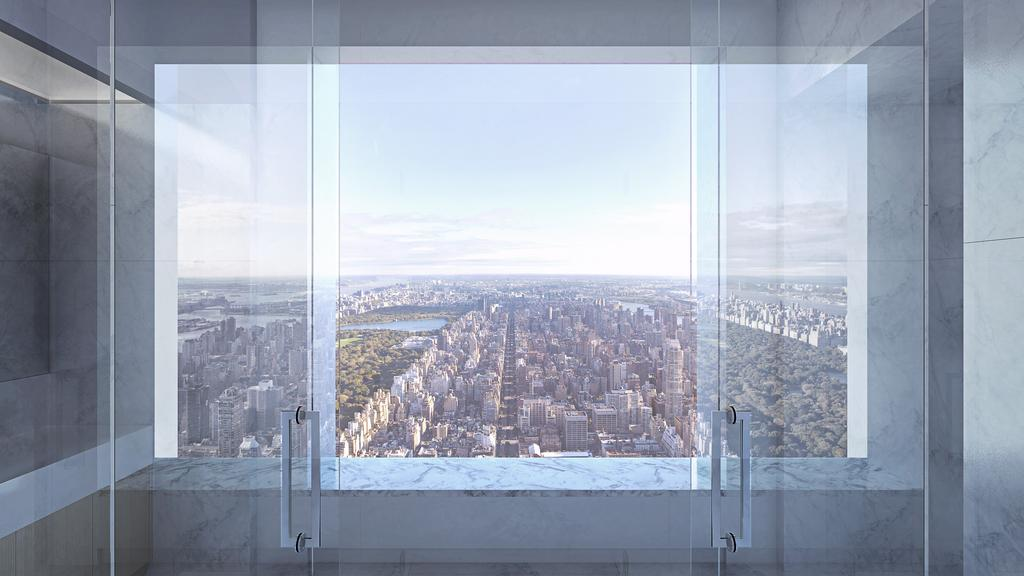 Want To Live In A Billionaires Row Tower Rent Free Here S How