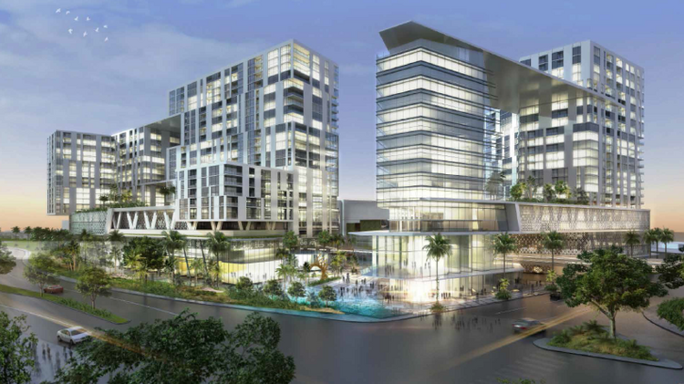 Miami dade county approves the link at douglas station by for 13th floor investments