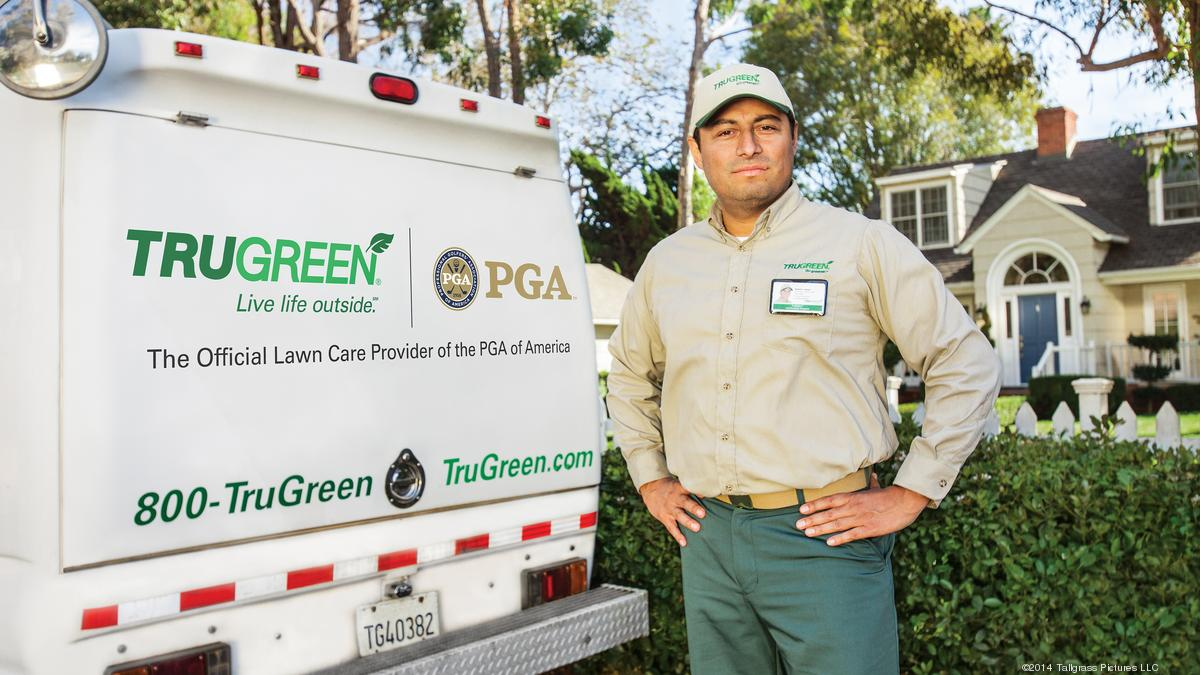 Trugreen Ceo David Alexander Sees More Opportunity In Merger With Scotts Lawnservice Memphis Business Journal