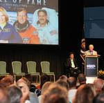 NASA inducts four into U.S. Astronaut Hall of Fame