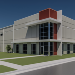 Samet close to starting work on another industrial spec building