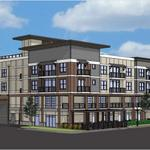 Vinik-backed mixed-use development breaks ground in South Tampa (Rendering)