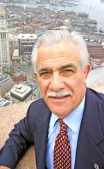 <strong>Chiofaro</strong>: We'll work 'next decade of our lives' on Harbor Garage tower