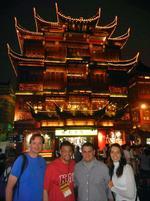WSSU MBA students get up close look at China market