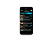 The application will provide real-time data on what's hot right now as well as a 30-day look.