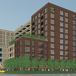Future uncertain for 10-story North Loop project