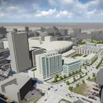 Milwaukee County Board questions arena financing, Park East land sale