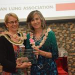 American Lung Association in Hawaii honors state Health Director Virginia <strong>Pressler</strong>: Slideshow