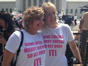 The court did not rule on the constitutionality of gay marriage, but the effect of the decision will be to allow same-sex marriage to resume in California.